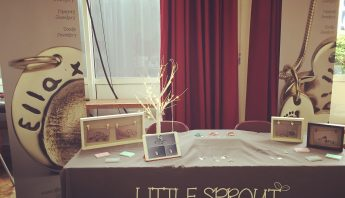Little Sprout Keepsake Jewellery Stand
